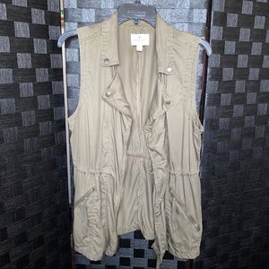 AE military style vest